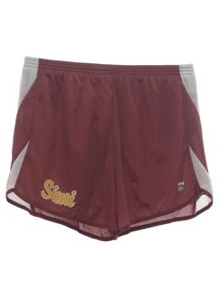 1990's Unisex Running Sport Shorts