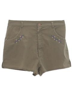 1960's Womens Short Shorts