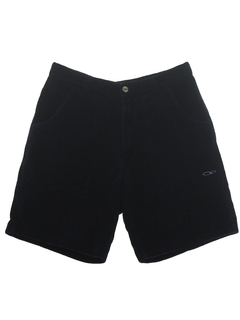 1990's Mens Wicked 90s Op Corduroy Board Shorts