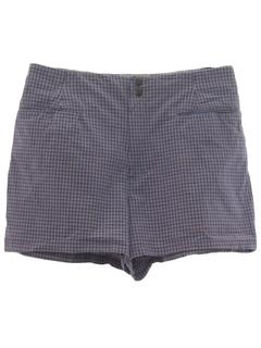 1970's Unisex Shorts