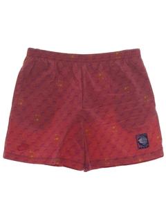 1980's Unisex Swim Shorts