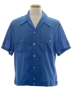 1960's Mens Shirt Jac