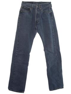 1980's Mens Levis 501 Jeans Pants
