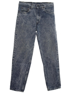 1990's Mens Stone Washed 550 Jeans Pants