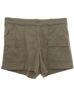 1980's Mens Mens Hiking Sport Shorts