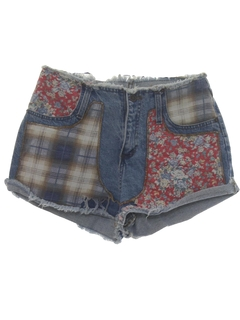 1990's Womens Womens Wicked 90s Denim Shorts
