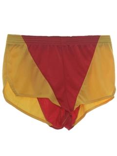 1980's Unisex Unisex Running Sport Shorts