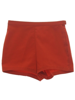 1970's Womens Womens Shorts
