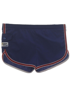 1980's Mens Mens Swim Shorts