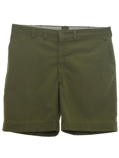 1960's Mens Mens Boy Scout Saturday Shorts