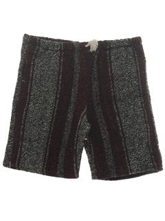1980's Unisex Unisex Baja Hippie Shorts