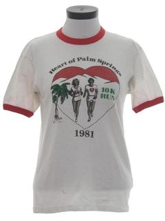 1980's Womens T Shirt