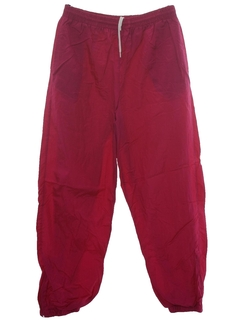 1980's Unisex Totally 80s Track Pants
