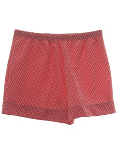 1970's Womens Knit Shorts