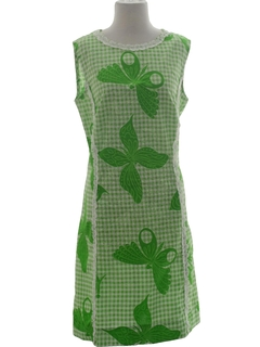 1960's Womens Summer Dress