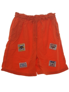 1990's Unisex Wicked 90s Baggy Shorts