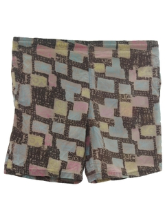 1990's Mens Mens Wicked 90s Swim Shorts