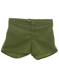 1960's Mens Mens Swim Shorts