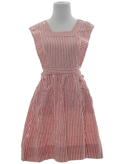 1950's Womens Uniform Dress