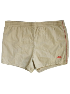 1970's Mens Mens Swim Shorts