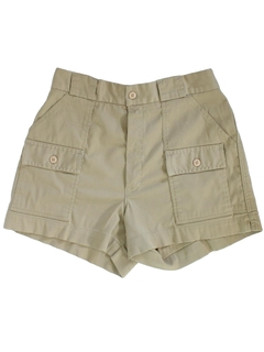 1980's Mens Womens Sport Shorts