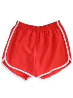 1970's Unisex Mens Sport Shorts