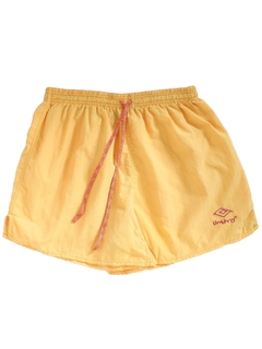 1980's Mens Sport Soccer Shorts