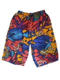 1990's Unisex Wicked 90s Board Shorts