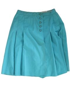 1960's Womens Culotte Skorts Shorts