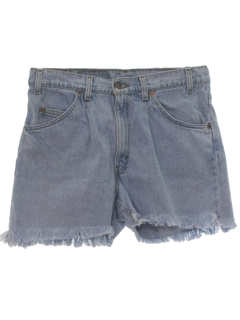 1990's Mens Jeans Style Shorts