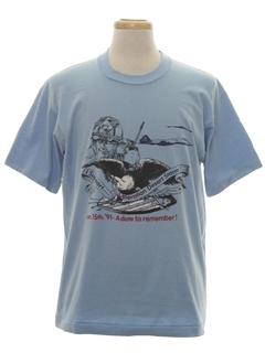 1990's Mens Desert Storm T-Shirt