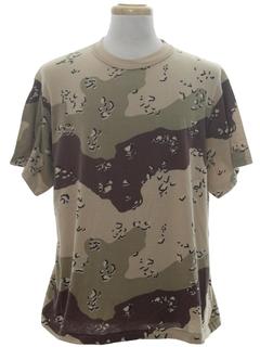 1990's Unisex Camo T-Shirt