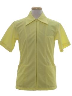 1970's Unisex Work Shirt