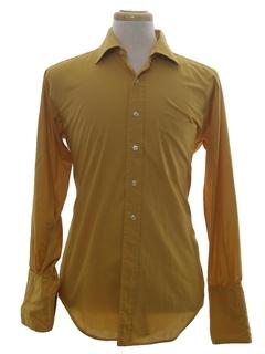 1960's Mens Shirt