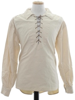 1920's Mens Hippie Shirt