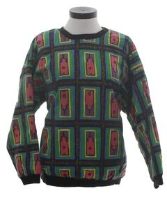 1980's Unisex Totally 80s Sweatshirt