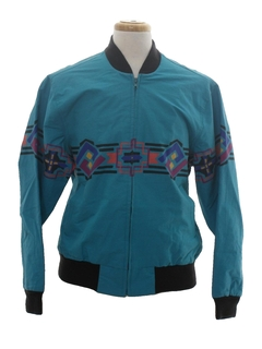 1980's Mens Western Style Jacket