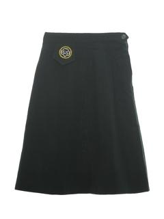 1960's Womens/Childs Girl Scout Skirt