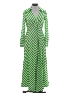 1960's Womens Designer Dress