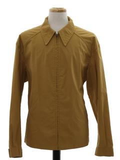 1970's Mens Poplin Jacket