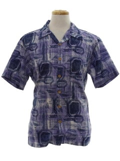 1990's Mens Mod Shirt