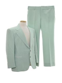 1970's Mens Suit