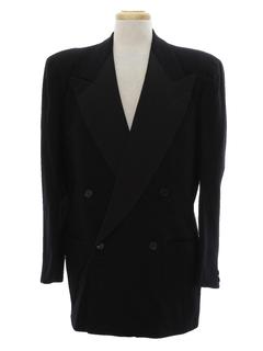 1940's Mens Tuxedo Jacket