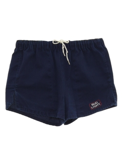 1980's Mens Beer Sport Shorts