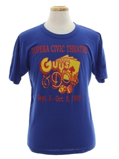 1990's Unisex Wicked 90s Movie/theater T-shirt