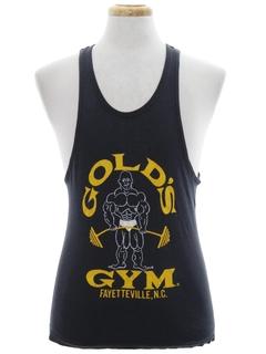 1980's Unisex Muscle T-shirt