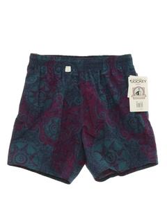 1990's Mens Swim Shorts