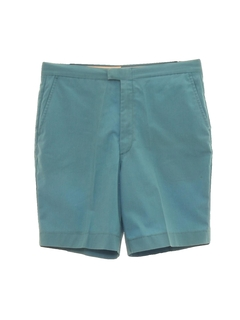 1960's Mens Mod Saturday Shorts