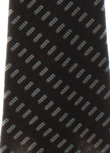 1970's Mens Wide Diagonal Necktie
