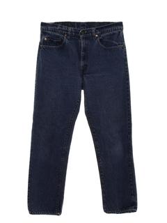 1980's Mens Levis 505 Jeans Pants
